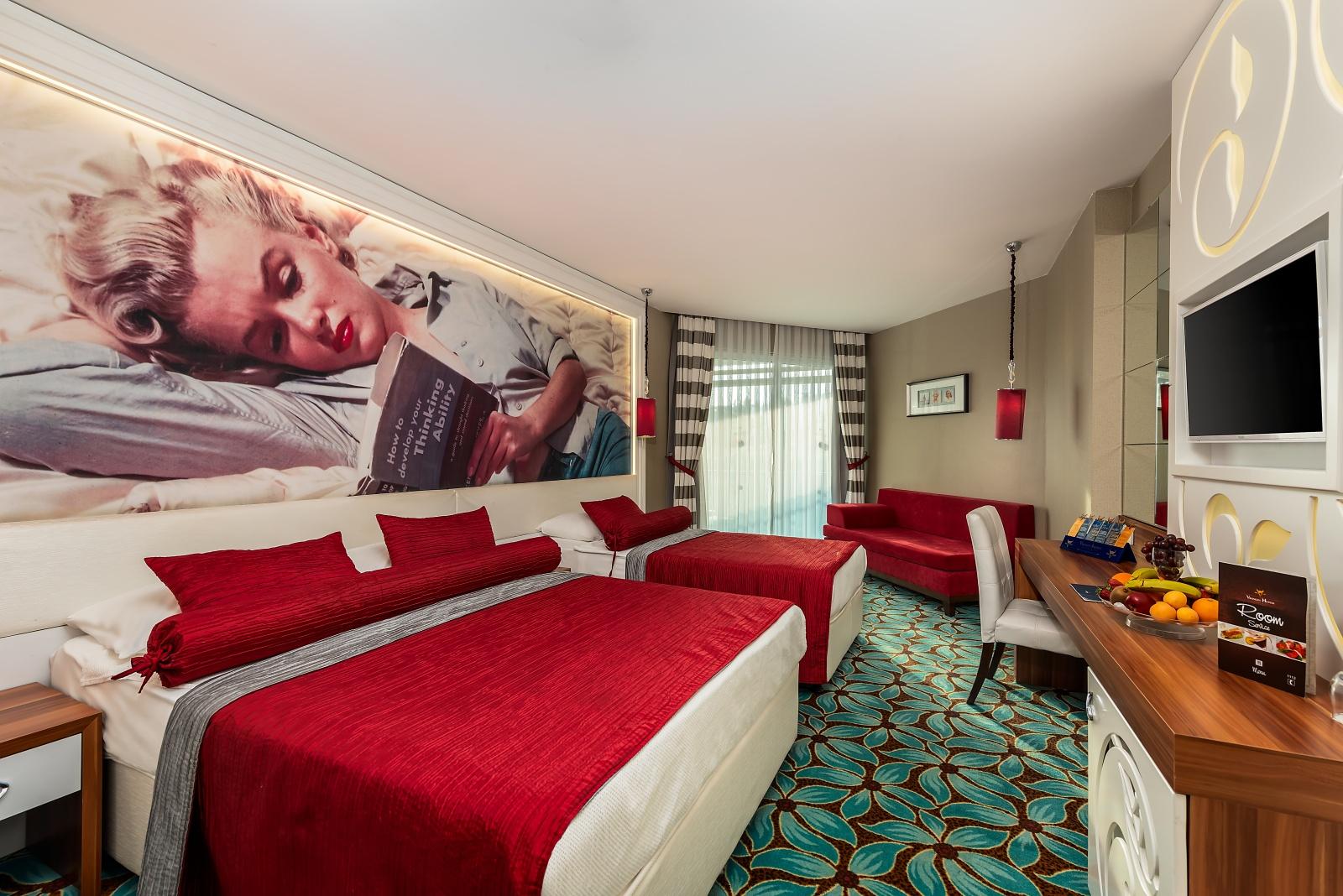 Vikingen İnfinity Resort Amp Spa Vikingen Hotel Vikingen
